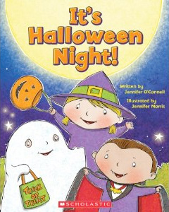 its halloween night cover